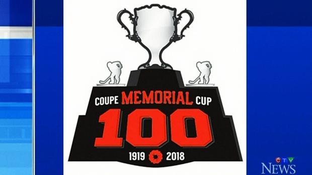 CTV Windsor: Memorial Cup centennial logo