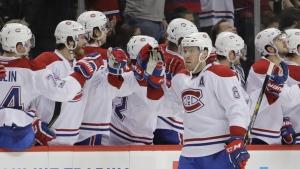Canadiens stymie Senators in successful Saturday soiree | CTV News