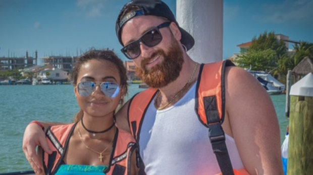 Megan and her boyfriend spent hours in jail after she told police she was sexually assaulted by an employee at a resort in Mexico.