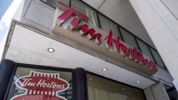 Burger King, Tim Hortons owner's sales rise