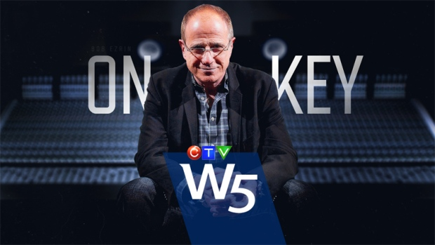 W5's episode 'On Key':  Music producer Bob Ezrin opens up about drugs, depression and loss