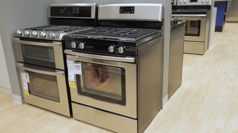 Should you buy appliances at ikea ctv vancouver news for Who makes ikea microwaves