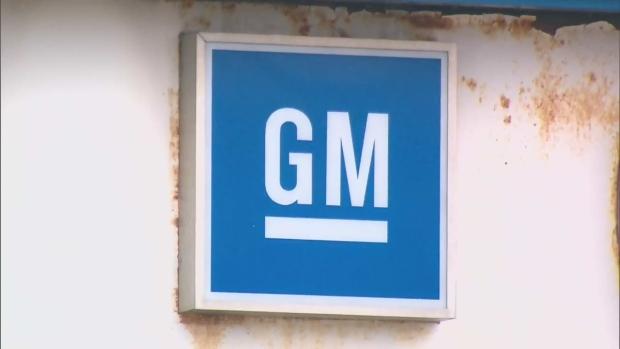 General Motors Hit by Canadian Strike