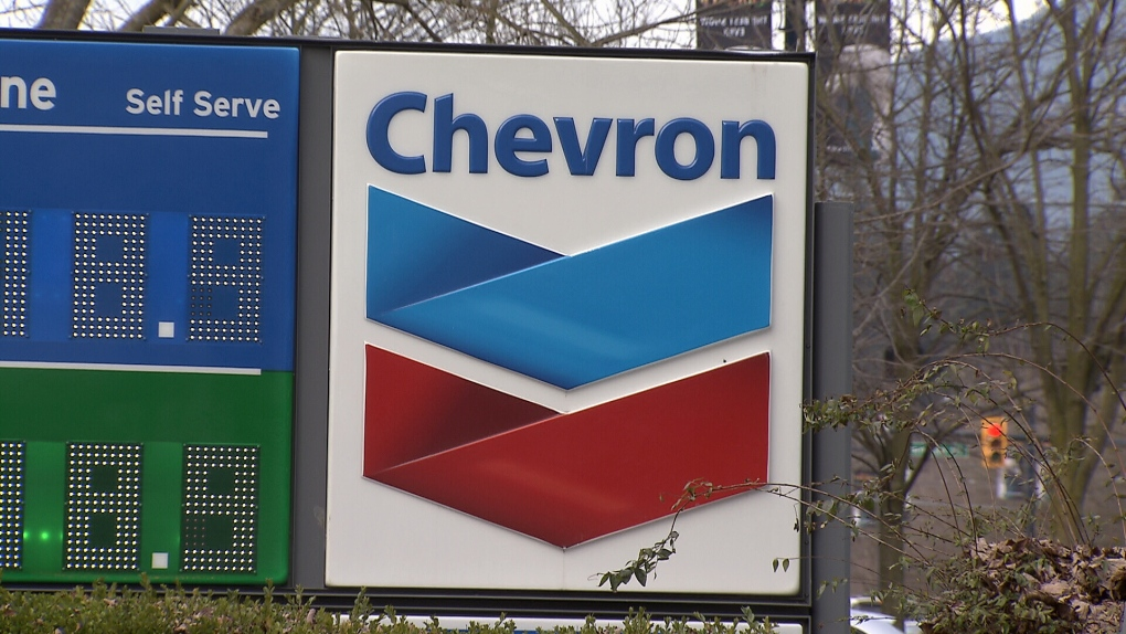 Chevron puts 5 more Vancouver gas stations up for sale | CTV