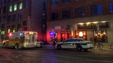 Exchange District stabbings