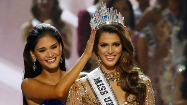 Miss France crowned new Miss Universe