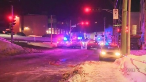 CTV National News: Fatal Quebec mosque shooting