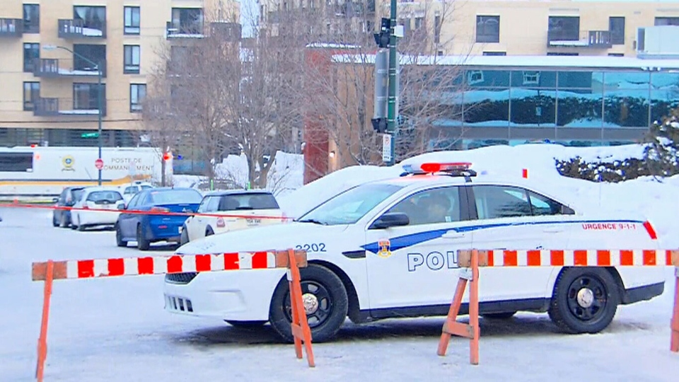 Six people are dead and two suspects are in custody after a shooting at a Quebec City mosque on Sunday, Jan. 29, 2017.