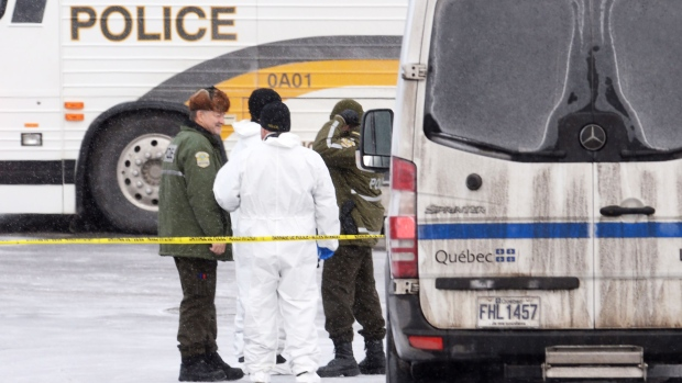Quebec City mosque attack