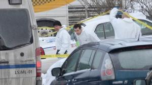 Shooting at a Quebec City mosque