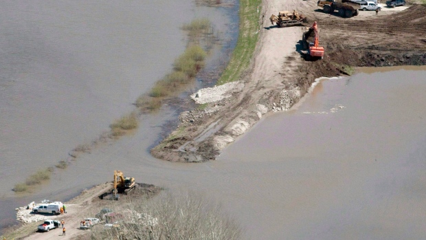 Manitoba flooding