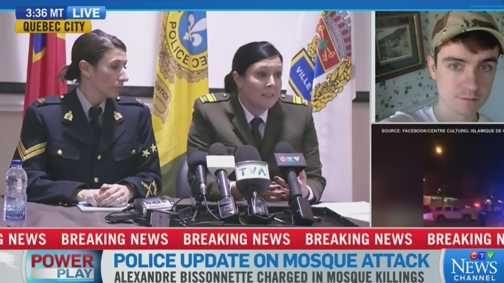 CTV News Channel: Police update on investigation   CTV News