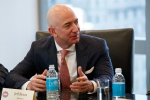 Amazon founder and CEO Jeff Bezos. (AP Photo/Evan Vucci, File)