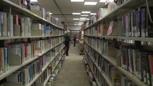 The new superlibrary, to be built at 557 Wellington Street, on the edge of LeBreton Flats, would be a joint project between the Ottawa Public Library and Library and Archives Canada.