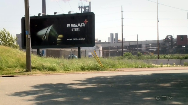 CTV Northern Ontario: Essar Steel Algoma