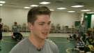 Athlete of the Week: Landon Garrison