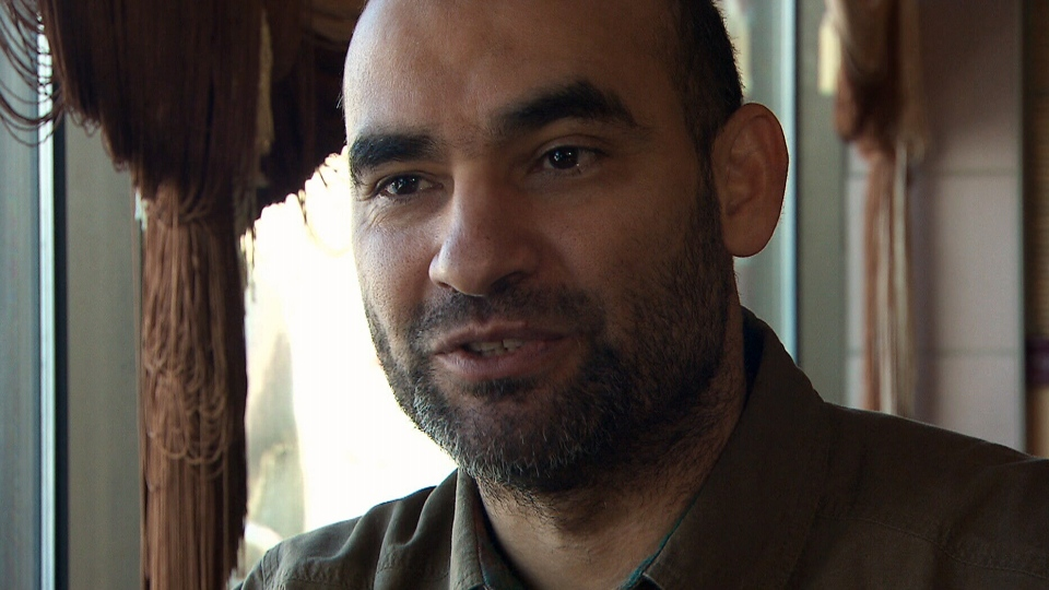 Ahmed El Refai, a close friend of Azzedine Soufiane, who was killed in the Quebec City mosque attack, speaks to CTV News on Tuesday, Jan. 31, 2017.