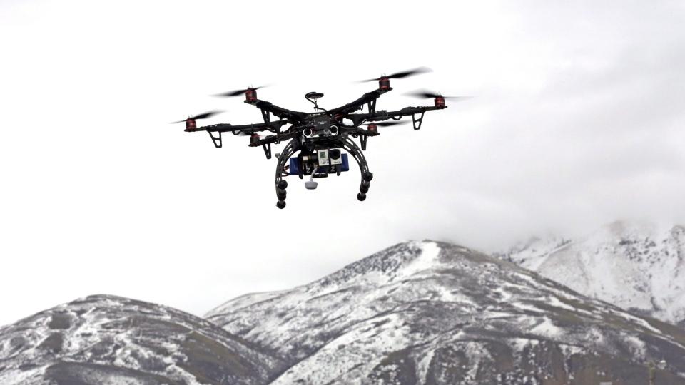 Utah drone
