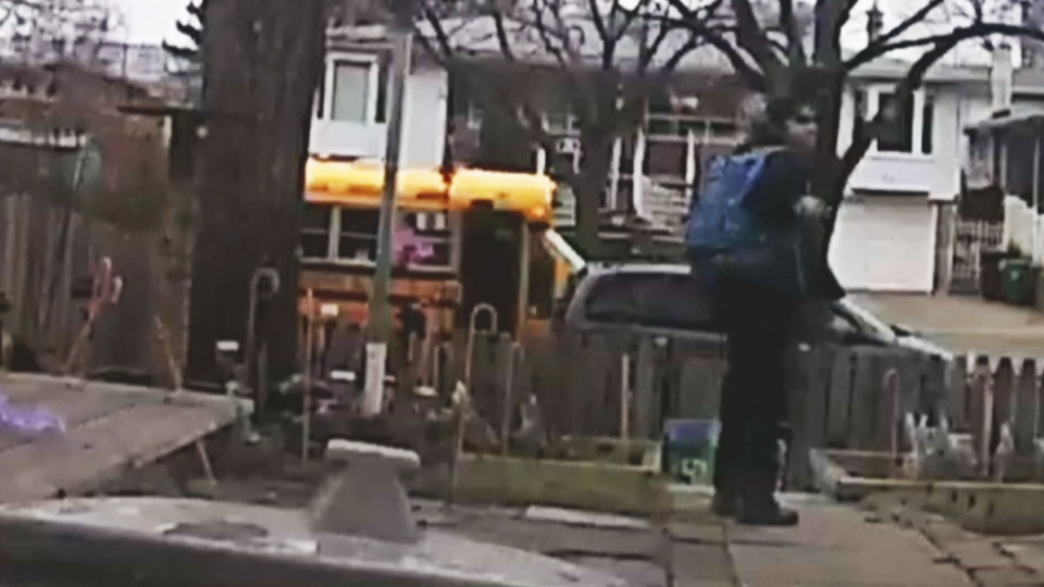 Security video captured 19-year-old daughter Wendy as she was picked up by the school bus heading to York Humber High School on the morning of Jan. 23, but that she never made it to class that day.
