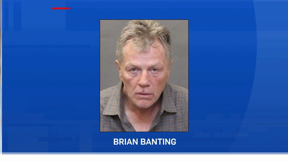 Brian Banting is wanted by Toronto Police in connection to a fraud scheme. (Submitted photo)