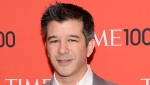 In this April 29, 2014 file photo, Uber CEO Travis Kalanick arrives at the 2014 TIME 100 Gala in New York. (Photo by Evan Agostini / Invision / AP, File)