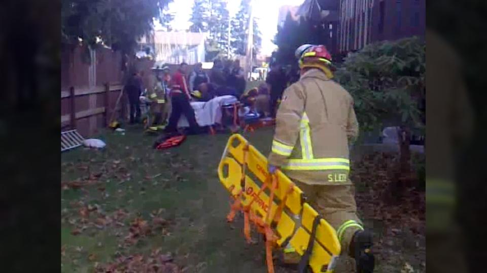 parksville fatal electrocution