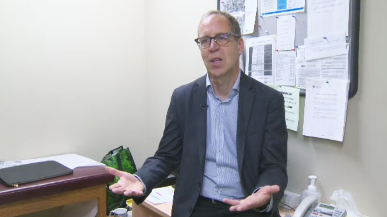 David Hodgins is a professor of psychology at the University of Calgary.