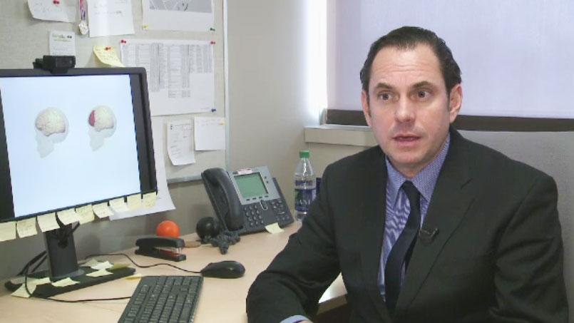 Darren Christensen is a health sciences professor at the University of Lethbridge.