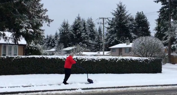 More snow on the way across Vancouver Island: Environment Canada