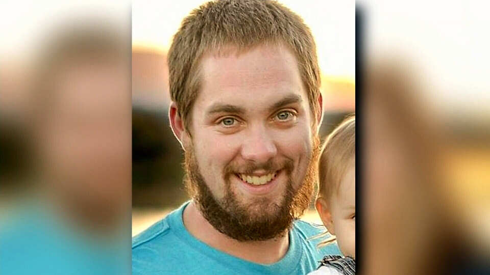 On a GoFundMe page, friends and family identified husband and father Callum Steele as the victim of a tragic workplace accident at Pacific Manor apartments Thursday afternoon. Feb. 3, 2017. (Facebook)