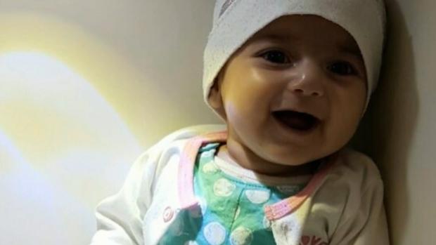Baby Iranian