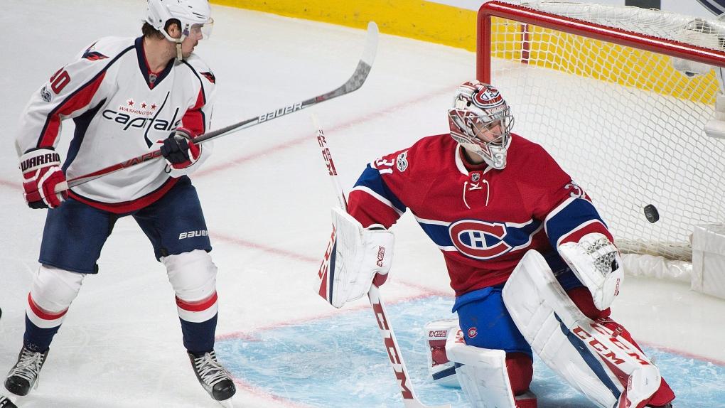 Capitals Canadiens