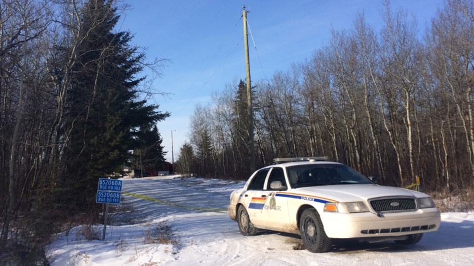Fort Saskatchewan RCMP searching for two teens after an alleged assault at the Elk Island Youth Ranch. (CTV News)
