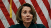 House Minority Leader Nancy Pelosi of Calif. speaks on Capitol Hill in Washington, Thursday, Feb. 2, 2017, during a House Democratic forum on President Donald Trump's executive order on immigration. (AP Photo/Alex Brandon)