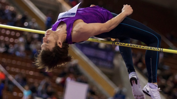 High jumper Ukhov among top Russians facing doping cases