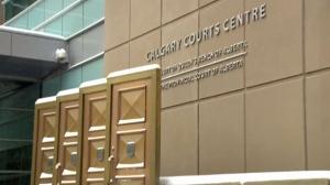 Calgary Courts Centre exterior
