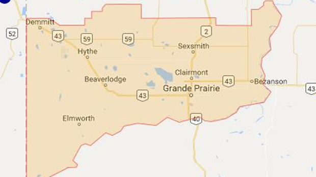 Natural gas service back for 300 homes in northwestern Alberta after