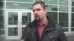Michael Ball speaks with CTV Kitchener on Tuesday, Feb. 7, 2017.
