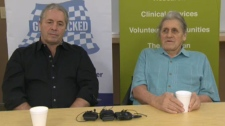 Bret and Smith Hart - Prostate Cancer Centre