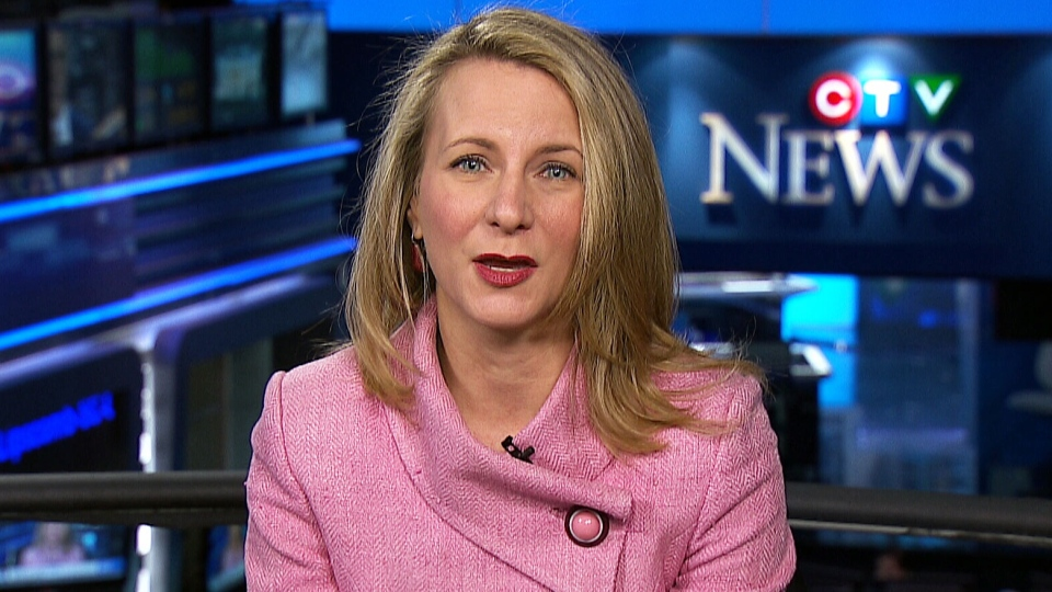 Immigration lawyer Chantal Desloges speaks to CTV's Power Play from Toronto, on Monday, Jan. 7, 2017.