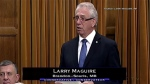 Manitoba MP Larry Maguire