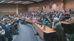 Professor jailed in Iran speaks in Guelph