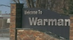 Warman fastest growing municipality in Canada