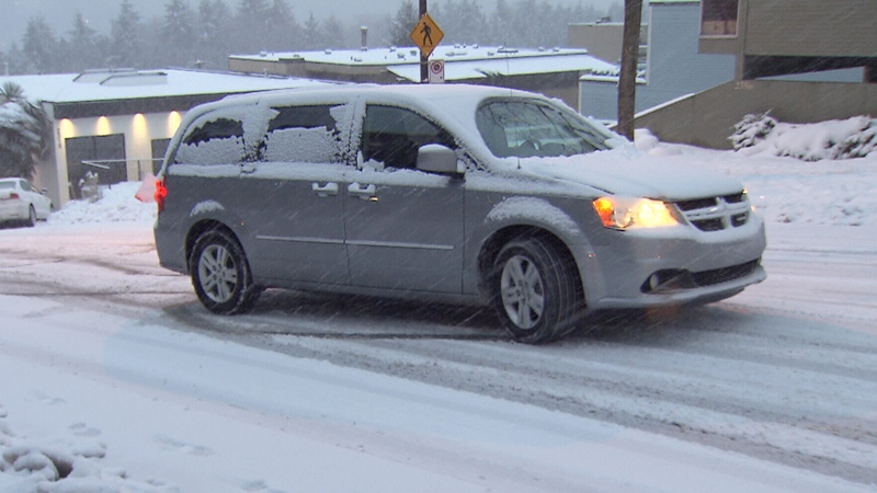 Winter Tires Vancouver >> Vancouver Considers Crackdown On Drivers Without Winter