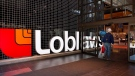 A Loblaws store in Toronto is shown on Thursday May 2, 2013. Loblaw is warning PC Plus rewards collectors to beef up their passwords after points were stolen from some members' accounts. THE CANADIAN PRESS/Aaron Vincent Elkaim