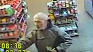 Police believe this man shot and injured a woman on Feb. 7, 2017
