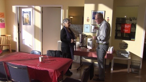 Louise Leclair and Stuart Alcock have pensions to fall back on, but a recent survey has found many Canadians aren't prepared for retirement. (CTV)