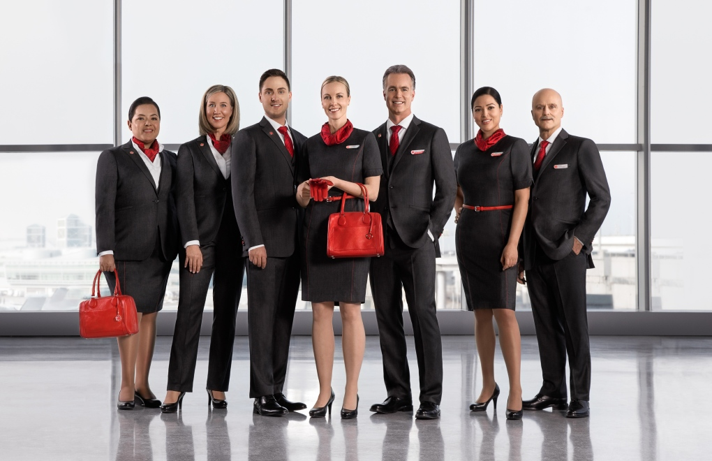 Air Canada staff will no longer greet 'ladies and gentlemen' onboard planes