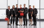 Canada's flagship carrier Air Canada is undergoing a sweeping head to toe makeover that includes a new livery for its entire fleet, new uniforms and onboard menu offerings. (© Air Canada)