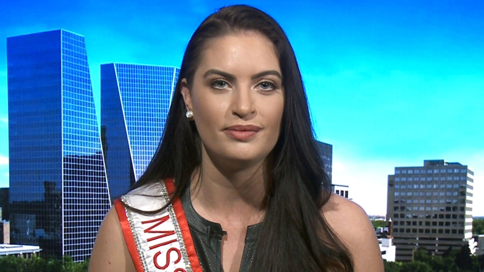 Miss Universe Canada Siera Bearchell spoke to CTV's Your Morning about body shaming.